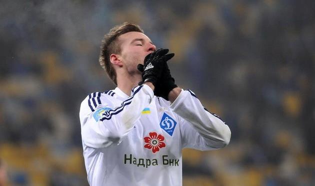 Андрей Ярмоленко, фото © ИЛЬЯ ХОХЛОВ, Football.ua