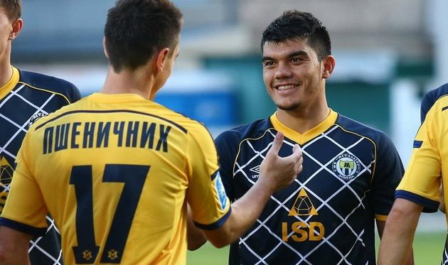 Александр Нойок, фото © РОМАН ШЕВЧУК, Football.ua