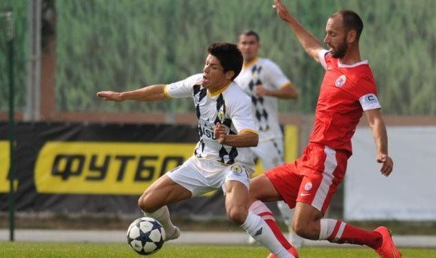 Сергей Яворский (справа), фото Football.ua