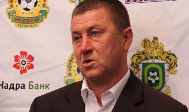 Ігор Яворський, фото fcnyva.te.ua