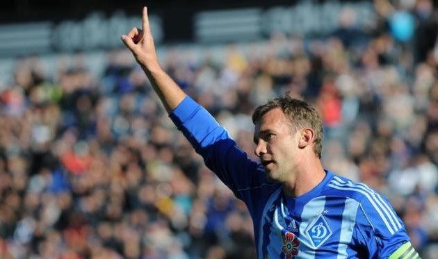 Андрей Шевченко, фото football.ua