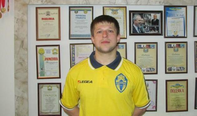 Тернополь не пролонгировал контракт с вратарем Николаем Плетеницким, фото fc.ternopil.ua
