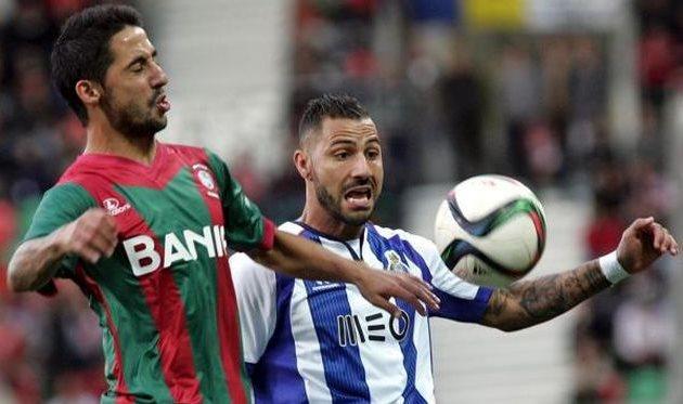 В текущем сезоне Маритиму уже обыгрывал Порту, фото maisfutebol.iol.pt