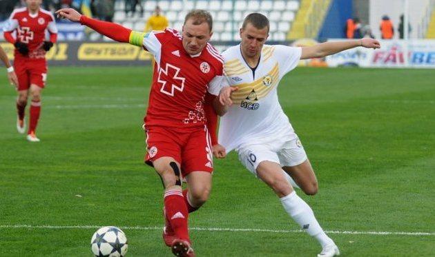 Сергей Симинин (слева), фото М.Масловского, Football.ua