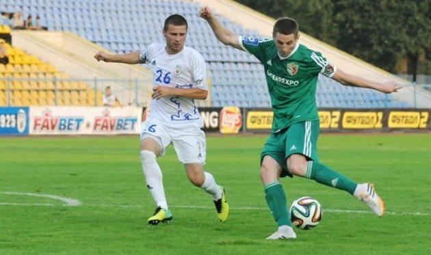 Владислав Павленко (слева), фото Football.ua