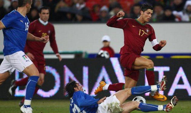 В 2008-м победила Италия, Getty Images