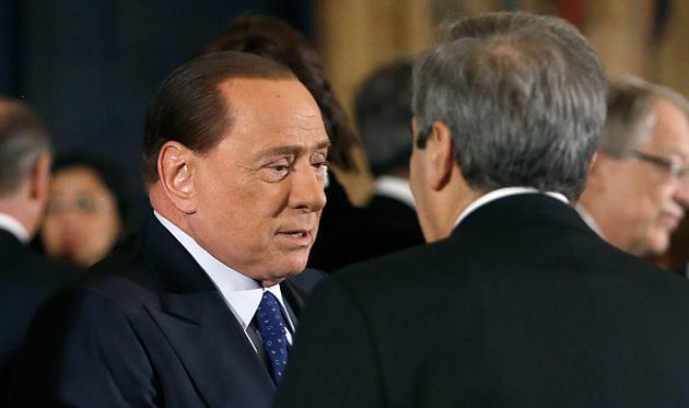 Сильвио Берлускони, Getty Images