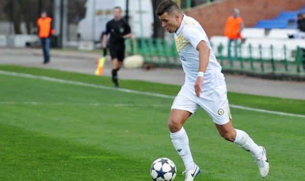 Жуниор Мораес, фото М.Масловского, Football.ua