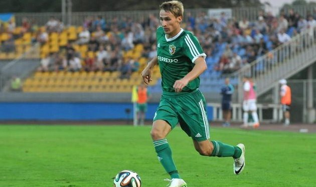 Игорь Пердута, фото © МИХАИЛ МАСЛОВСКИЙ, Football.ua