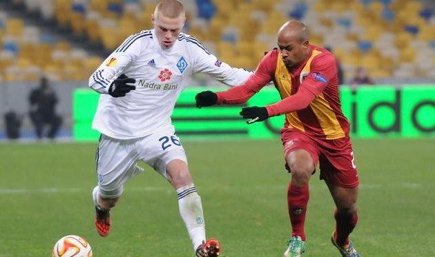 Никита Бурда (слева), фото И.Хохлова, Football.ua