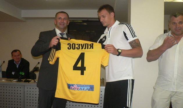 Дмитрий Зозуля, sportbuk.com