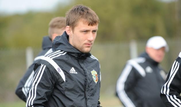 Андрей Ткачук, vorskla.com.ua