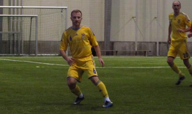 Олег Давыдов, фото Артура Валерко, Football.ua