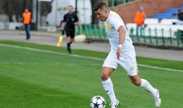 Мораес отметился дублем, фото Михаила Масловского, Football.ua