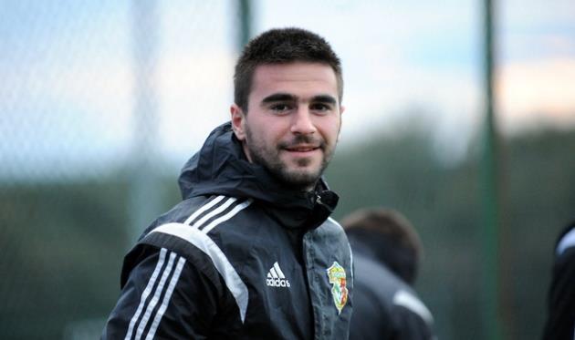 Ахмед Янузи, vorskla.com.ua
