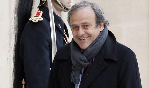 Мишель Платини, as.com