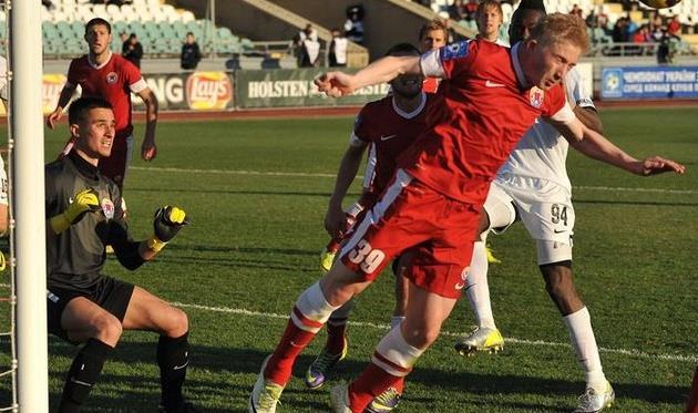 Кулач продолжит карьеру в Запорожье, фото Алексея Ковалева, Football.ua