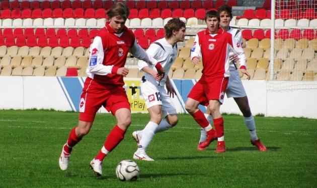Иван Отрок, фото Артура Валерко, Football.ua