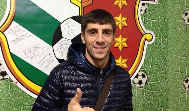 Антон Шиндер, vorskla.com.ua