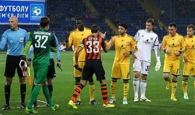 Металлист - Шахтер, фото Дмитрия Неймырка, Football.ua