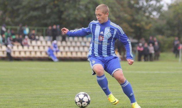 Вадим Петров, фото www.fcdynamo.kiev.ua