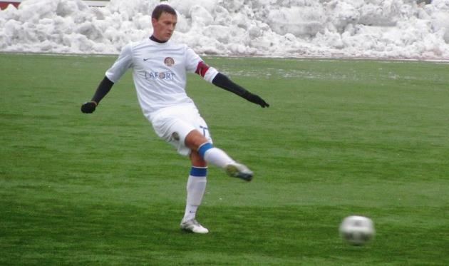Дмитрий Зозуля, фото Артура Валерко, Football.ua