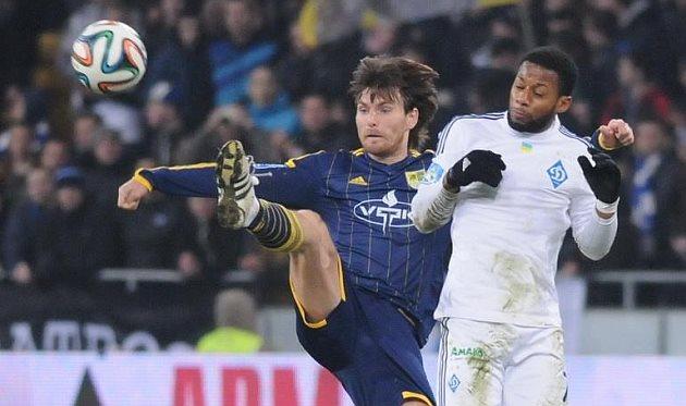Кирилл Ковальчук против Джермейна Ленса, фото И.Хохлова, Football.ua