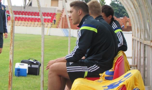 Дмитрия Билонога и группу других молодых лидеров Шахтера-3 перевели в дубль, фото Артура Валерко, Football.ua