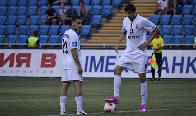 Желько Любенович и Филипп Будковский, фото Football.ua