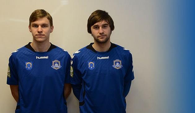 Юрій Верещак (ліворуч), Юрій Фляк, utenosutenis.lt