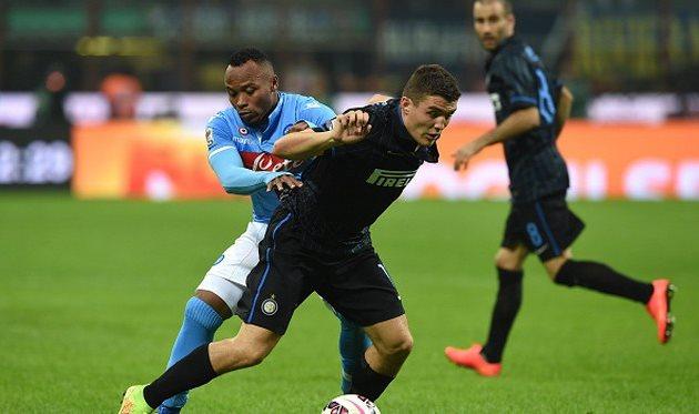 Суньига может вернуться в матче с Интером, Getty Images