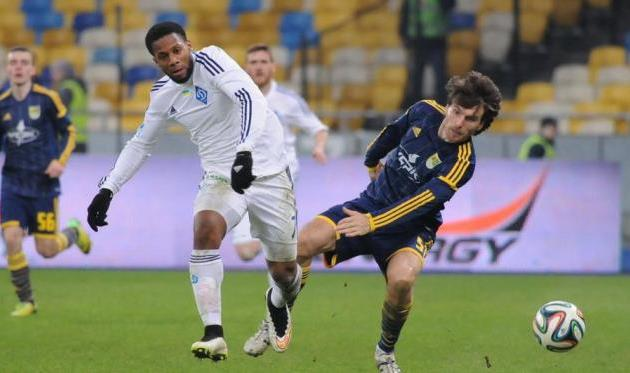 Джермейн Ленс (слева), фото football.ua