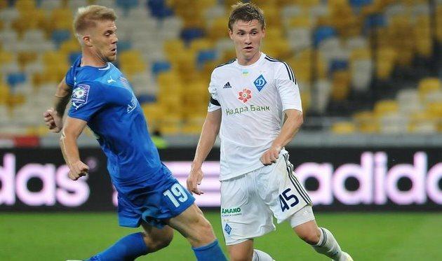 Команда Тищенко после матча с Динамо встречается с Шахтером, фото Football.ua