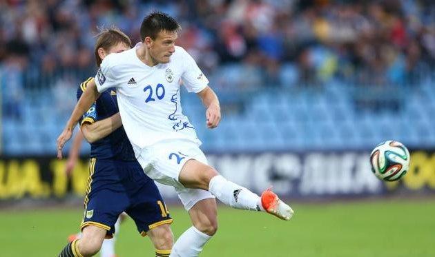 Виталийс Ягодинскис, фото football.ua