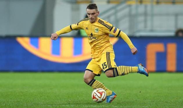 Александр Осман, фото football.ua