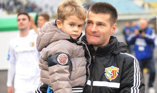 Йован Маркоски, vorskla.com.ua