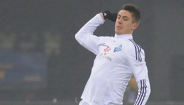 Евгений Хачериди, фото ИЛЬи ХОХЛОВа, Football.ua