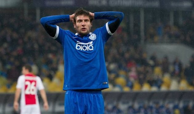 Евгений Селезнев, © Станислав Ведмидь, Football.ua