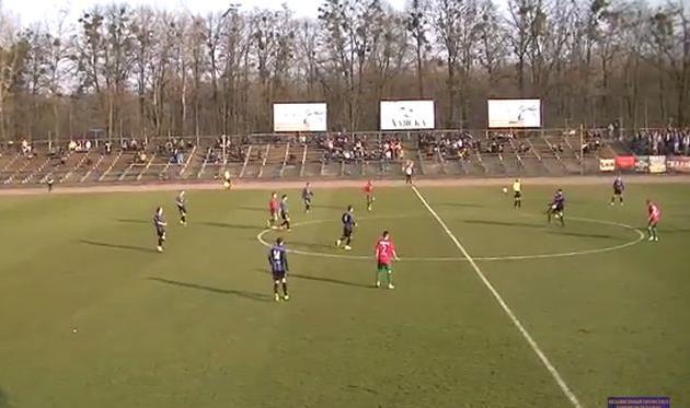 Скала — НПГУ-Макеевуголь (1:0). Видео матча