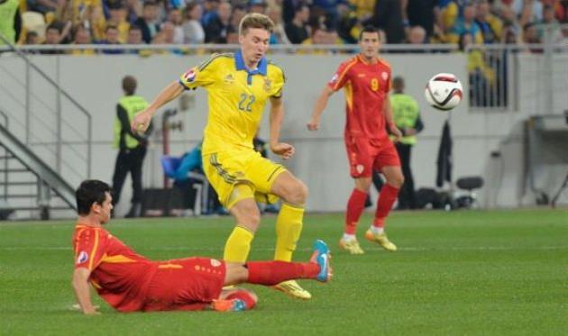 Сергей Сидорчук, © Богдан Заяц, Football.ua