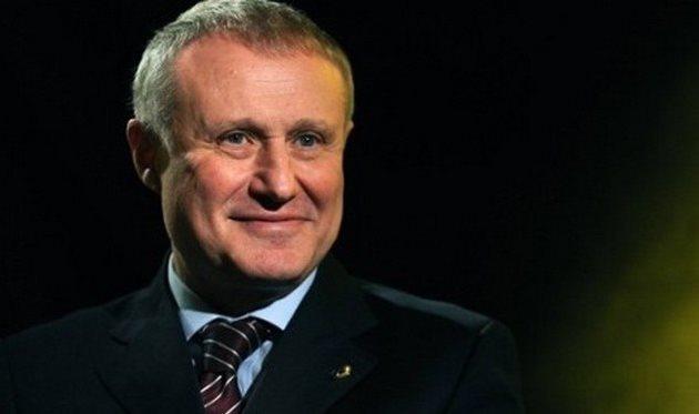 Григорий Суркис, ffu.org.ua