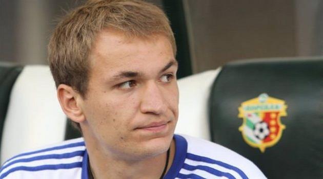 Евгений Макаренко, фото ОЛЕГа ДУБИНы, Football.ua