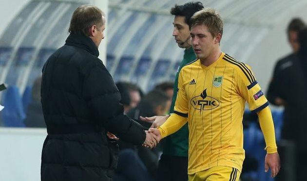Артем Радченко, фото Football.ua