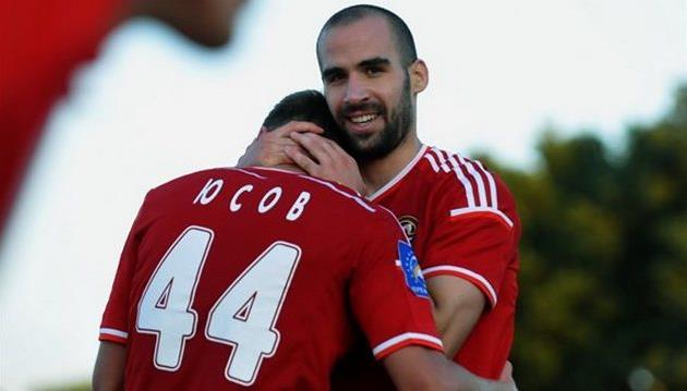 Юсов и Балич, фото МИХАИЛа МАСЛОВСКого, Football.ua