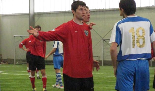 В.Сахнюк, фото Артура Валерко, Football.ua