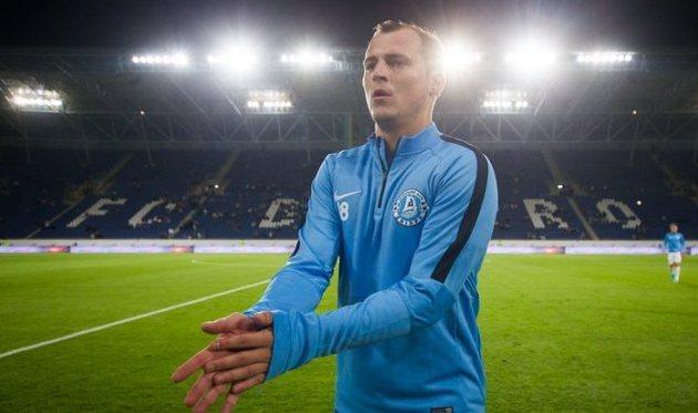 Роман Зозуля, фото С.Ведмидя, Football.ua