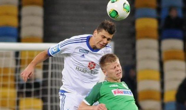 Вадим Страшкевич (зправа), фото Ильи Хохлова, football.ua