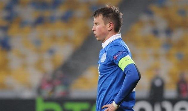 Руслан Ротань, фото ИЛЬи ХОХЛОВа, Football.ua
