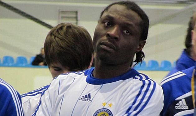Эммануэль Окодува, фото Артура Валерко, Football.ua