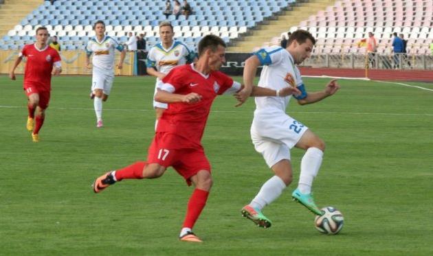 Сумеет ли Реал Фарма удивить второй тур подряд? Фото ckdnipro.com.ua
